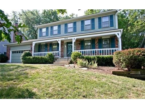 Overland Park House - Shannon Valley